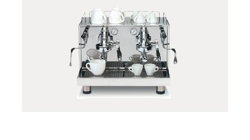 Espressomaschine Vermietung Messe